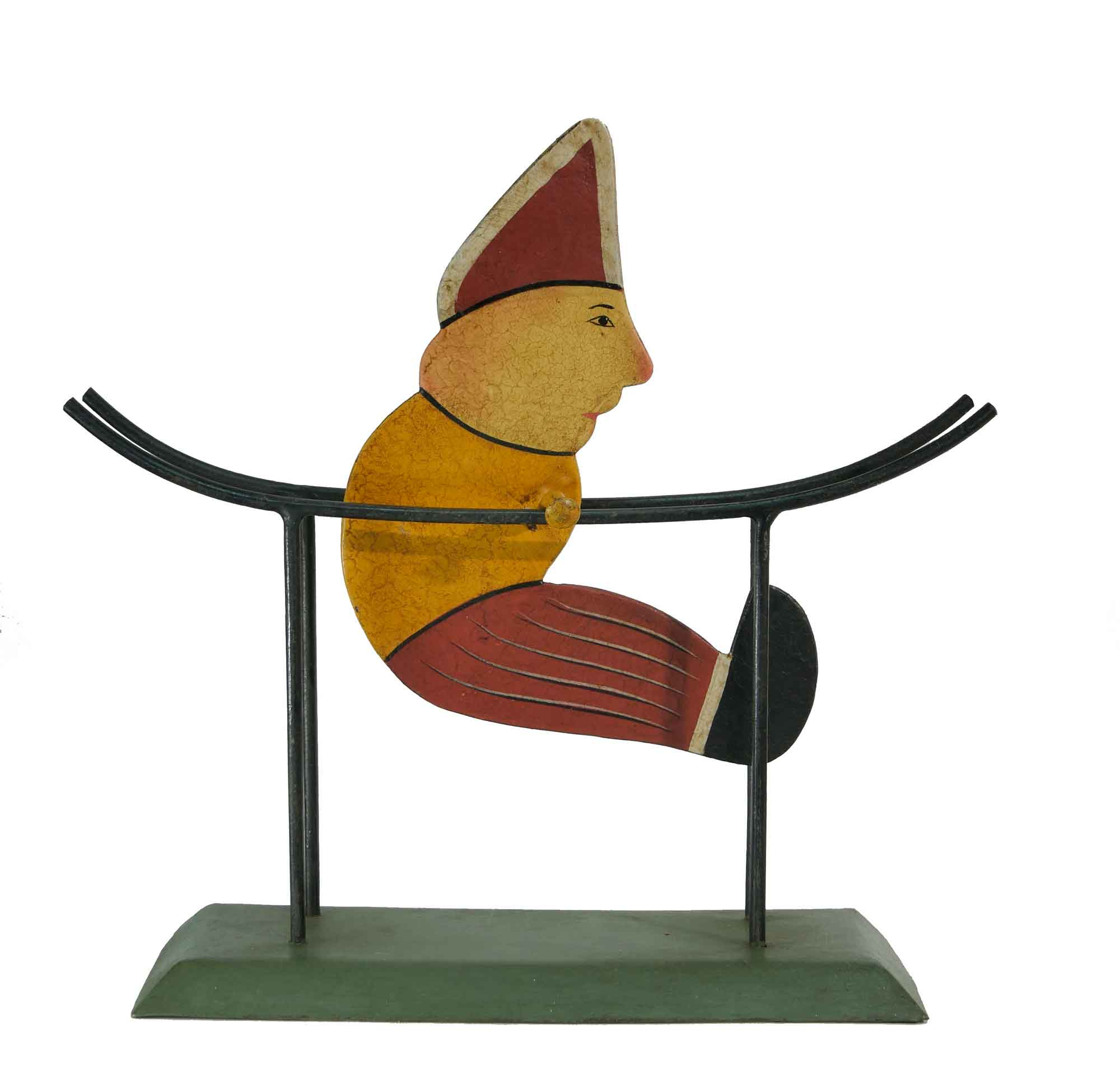 Balancefigur Akrobat
