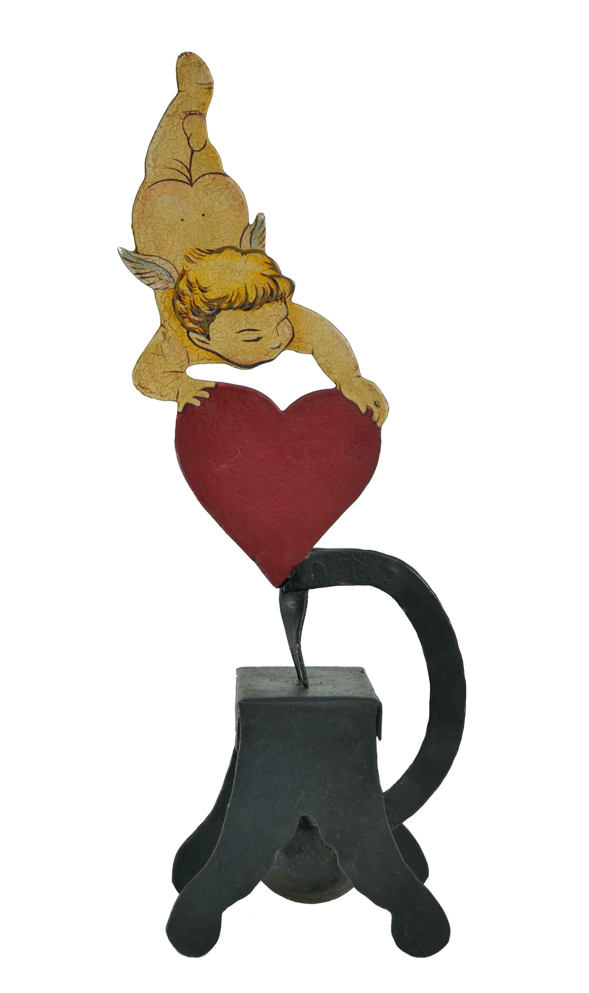 Balance Figur Engel mit Herz