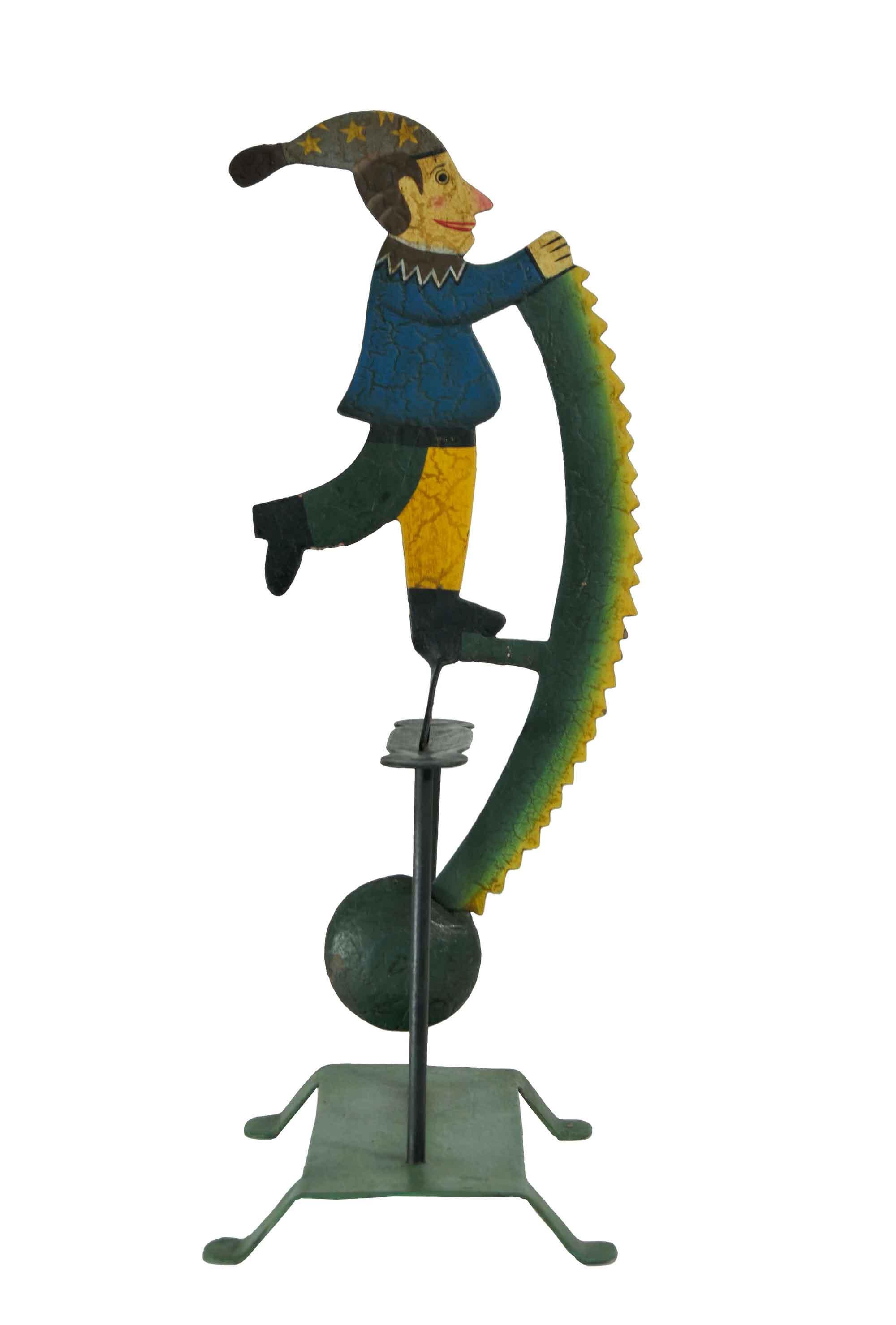 Balance Figur Holzfäller – Kobold