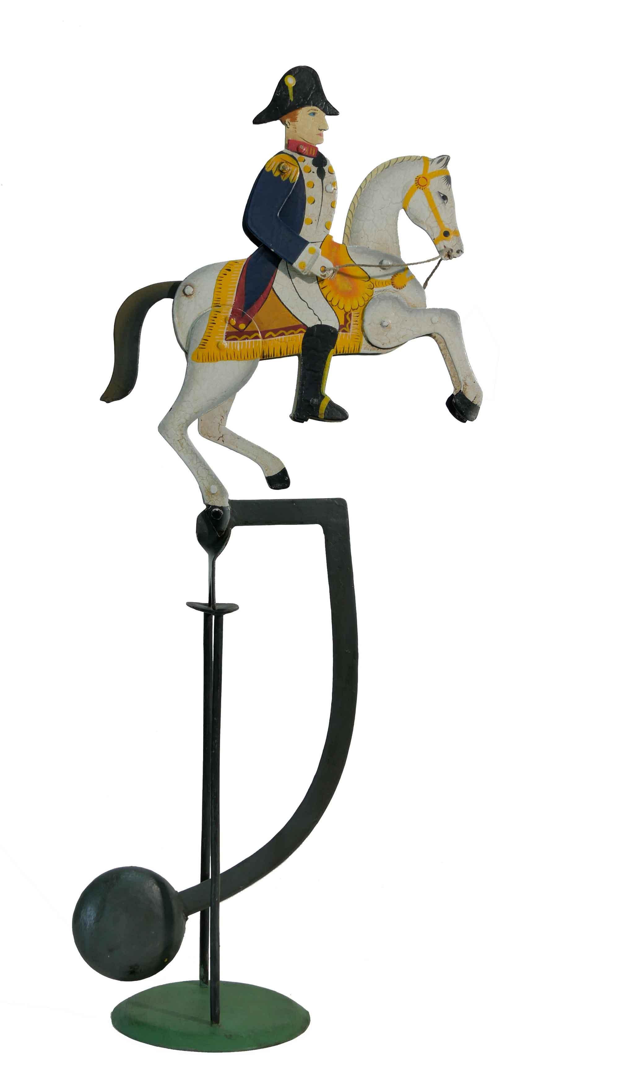 Balance Figur Napoleon