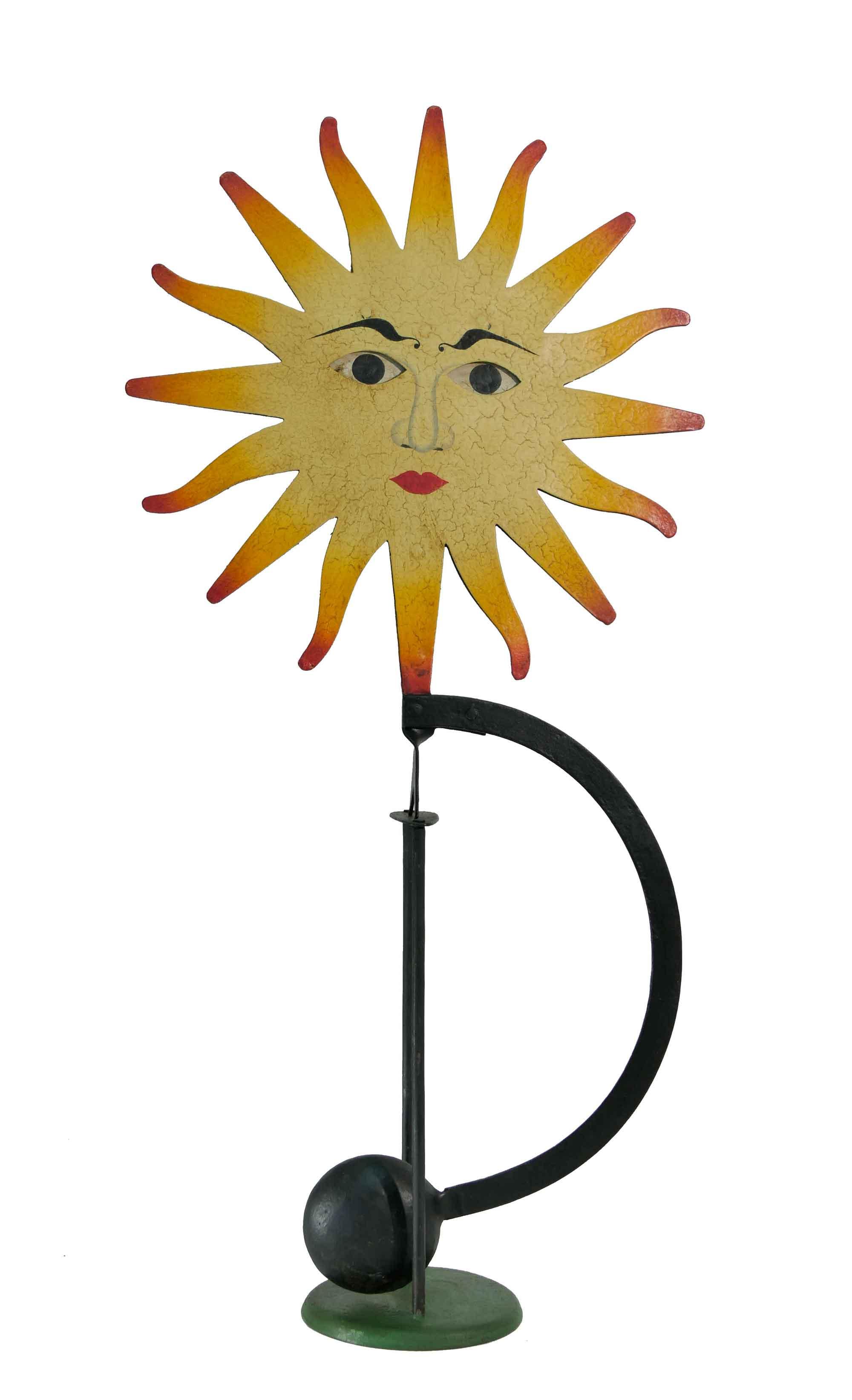 Balance Figur Sonne