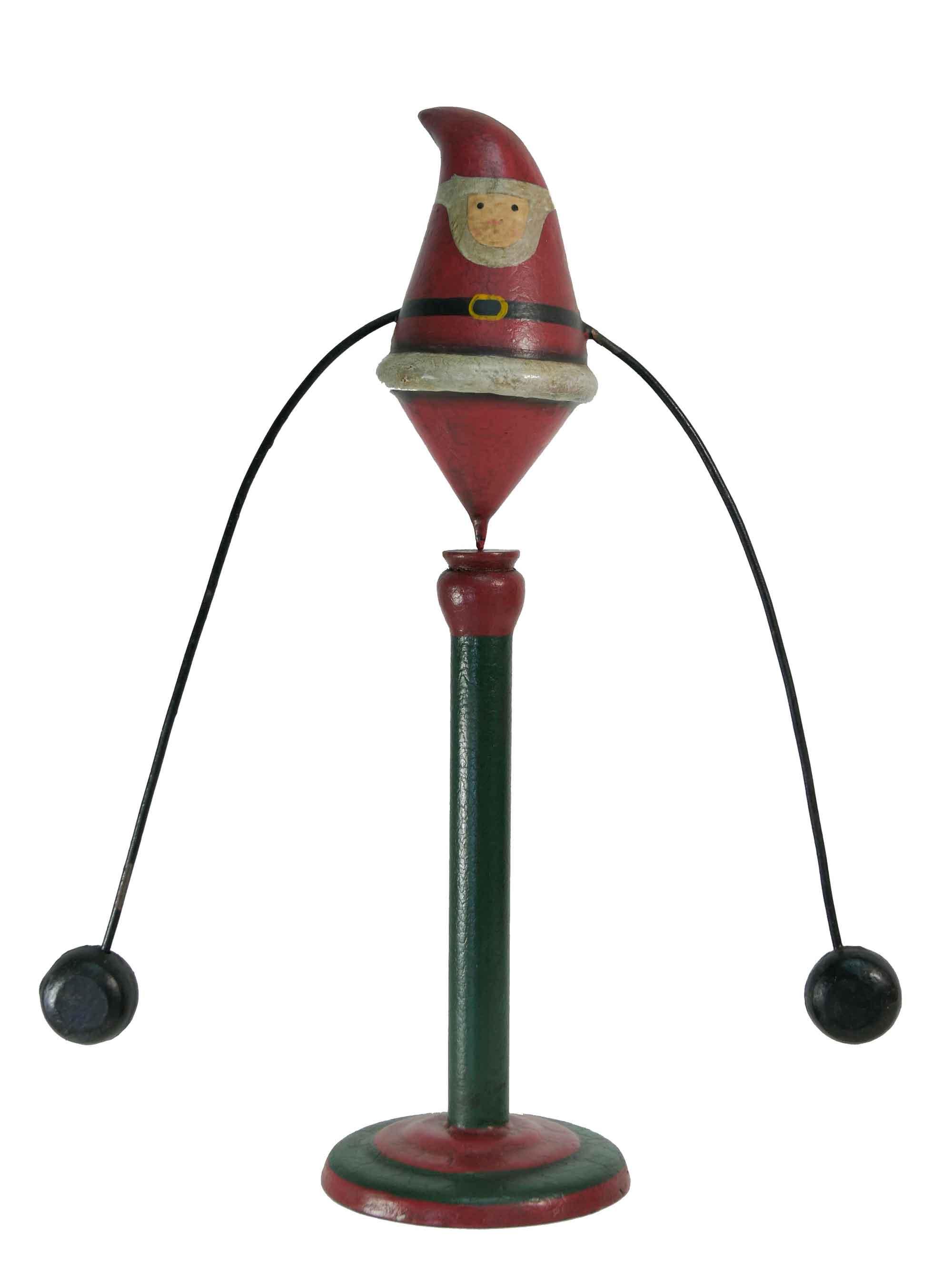 Balance Figur Weihnachtsmann